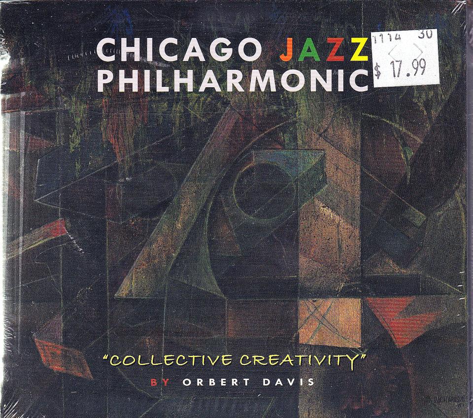 Chicago Jazz Philharmonic CD