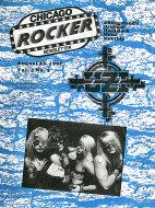 Chicago Rocker Newsletter Vol. 4 No. 5 Magazine