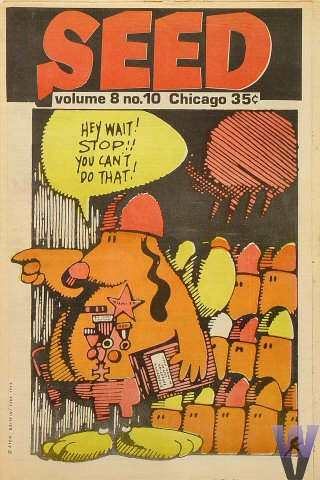Chicago SEED Vol. 8, No. 10