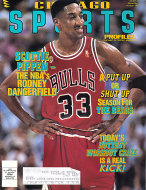 Chicago Sports Magazine October 1997 Magazine