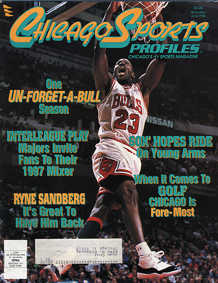 Chicago Sports Profiles June 1996