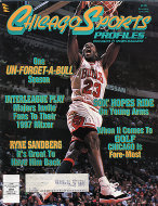 Chicago Sports Profiles June 1996 Magazine