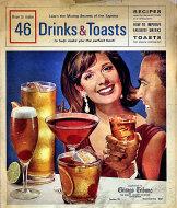 Chicago Tribune: How to Make 46 Drinks & Toasts Magazine