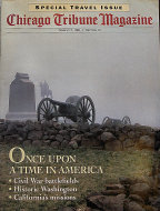 Chicago Tribune Special Travel Issue Magazine