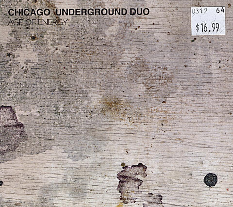 Chicago Underground Duo CD