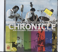 Chicago Underground Trio CD