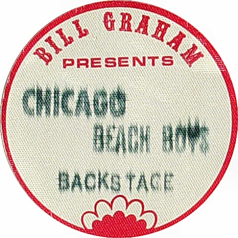 Chicago Backstage Pass