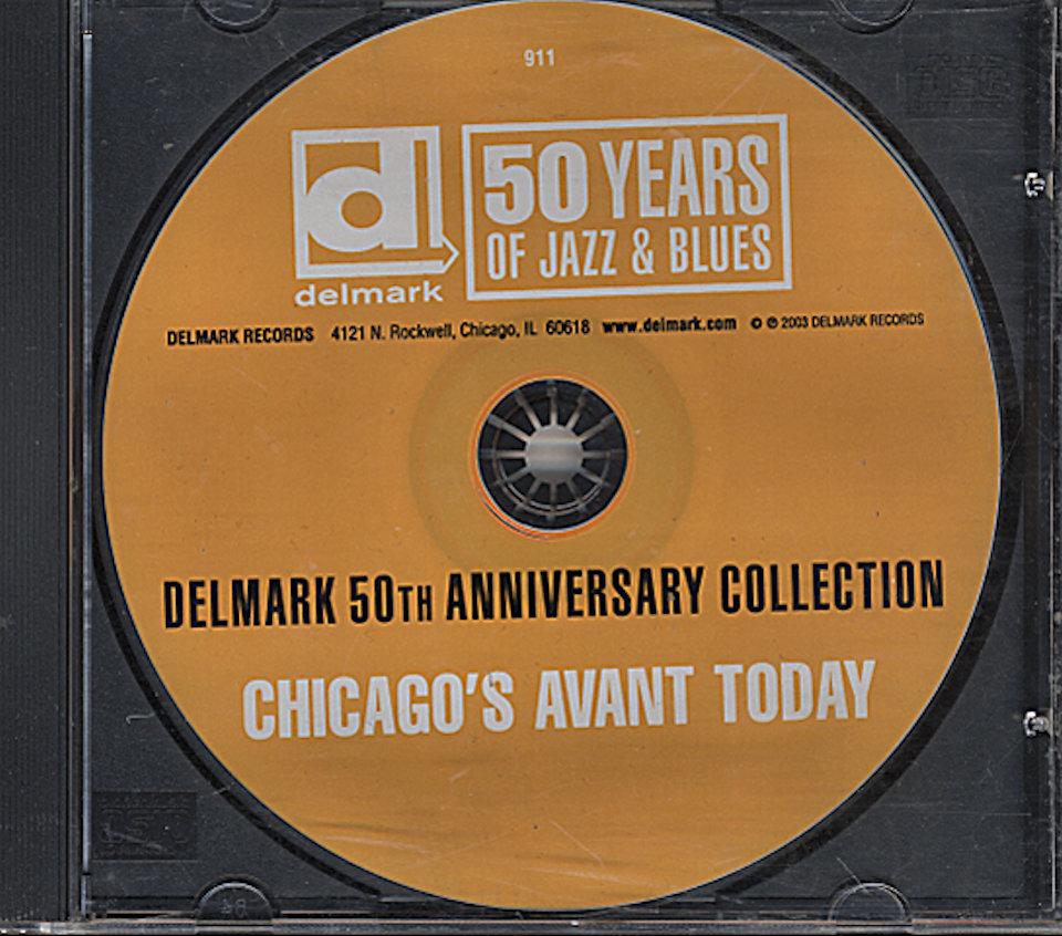 Chicago's Avant Today CD