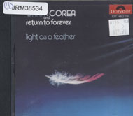 Chick Corea and Return To Forever CD