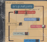 Chick Corea + Origin CD