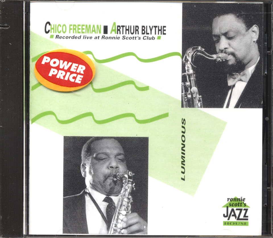 Chico Freeman CD