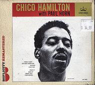 Chico Hamilton With Paul Horn CD