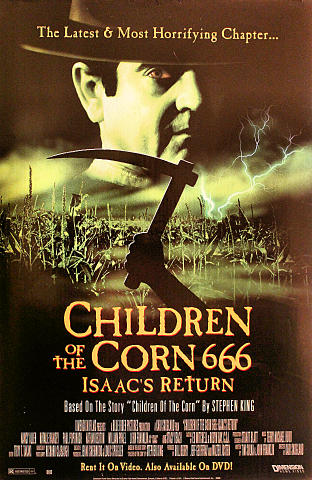 Children of the Corn 666: Isaac's Return Poster