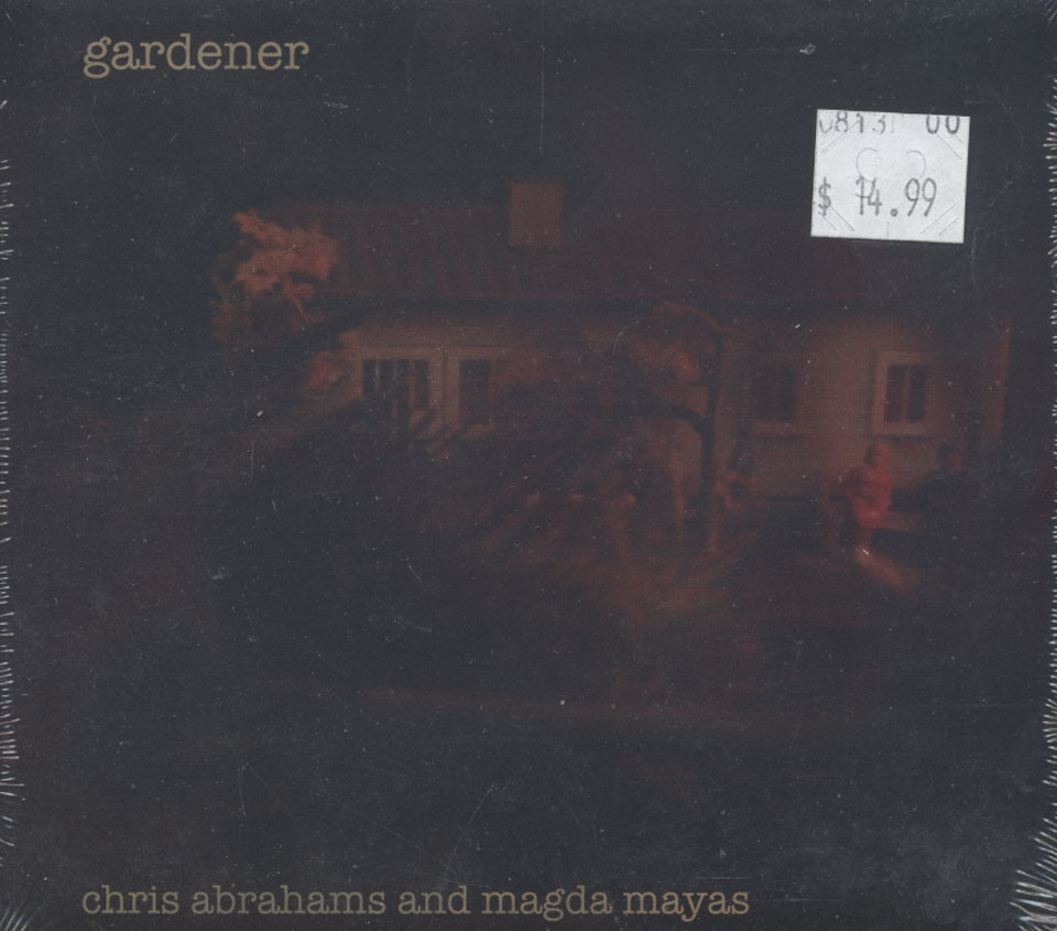 Chris Abrahams & Magda Mayas CD