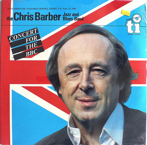 "Chris Barber Jazz And Blues Band Vinyl 12"" (Used)"