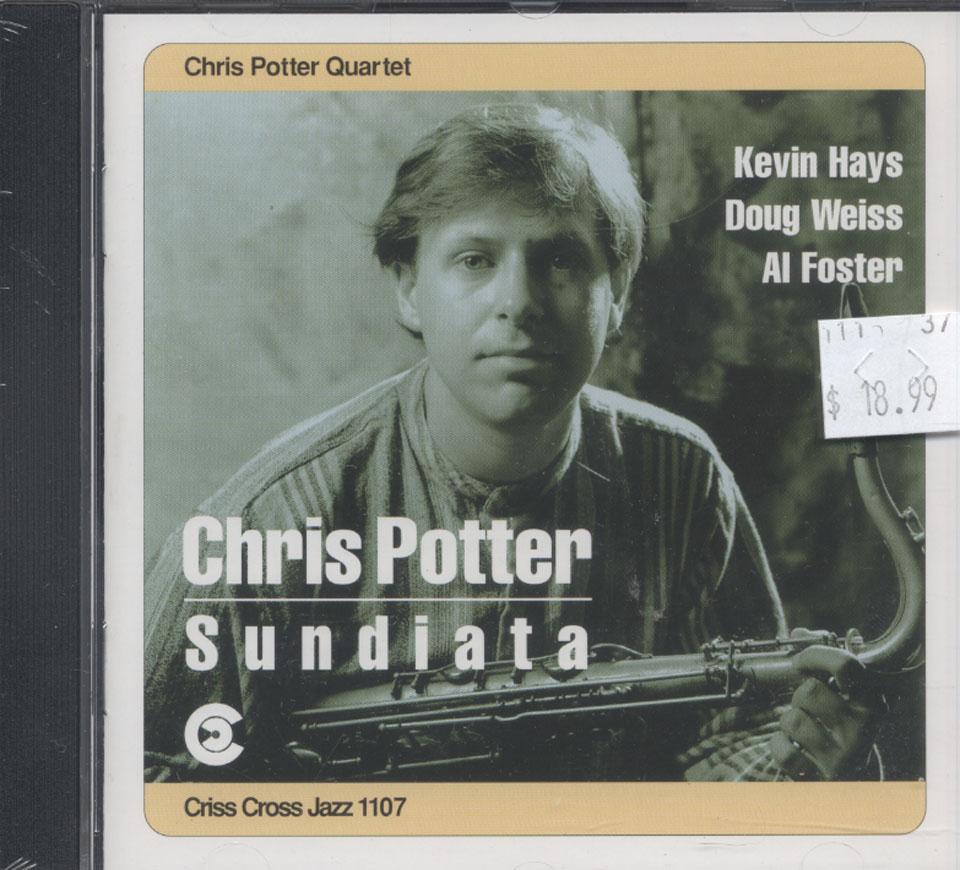 Chris Potter Quartet CD