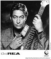 Chris Rea Promo Print