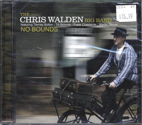 Chris Walden Big Band CD