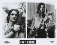 Chris Whitley Promo Print