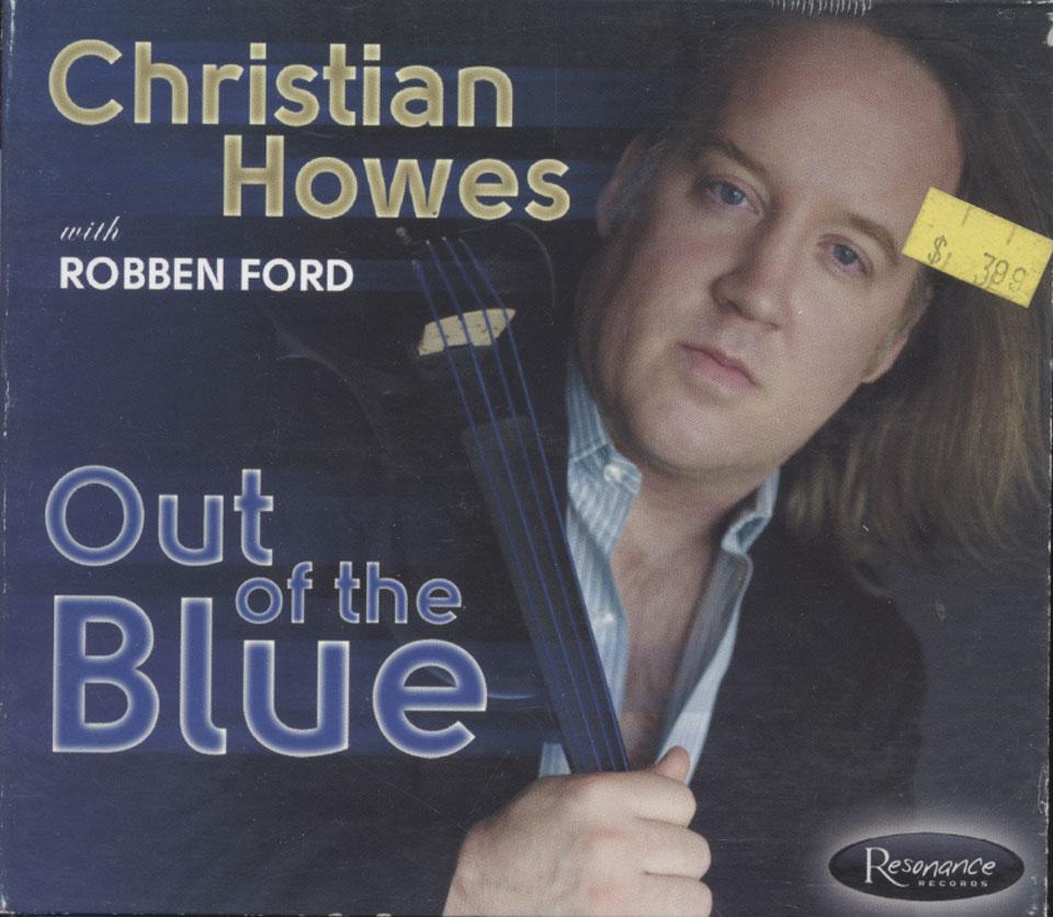 Christian Howes CD