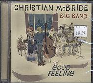 Christian McBride Big Band CD