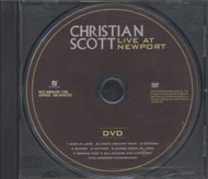 Christian Scott: Live At Newport DVD