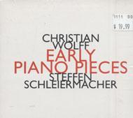 Christian Wolff / Steffen Schleiermacher CD