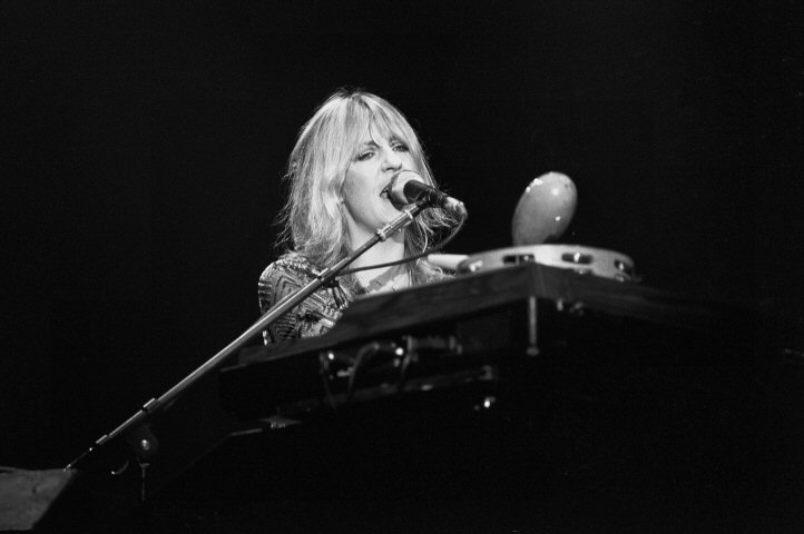 Christine McVie Fine Art Print