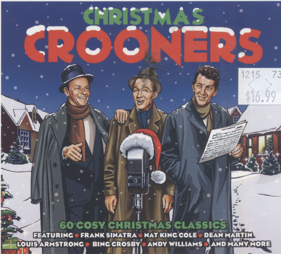 Christmas Crooners CD