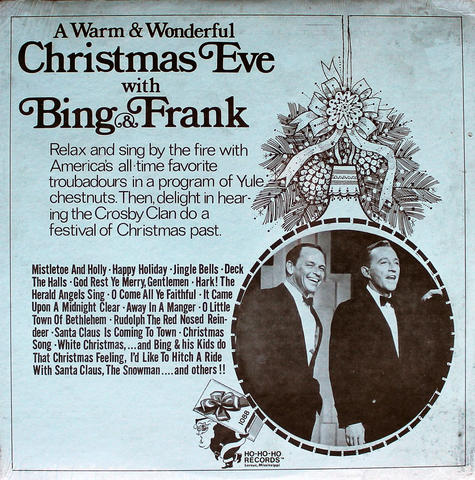"Christmas Eve With Bing & Frank Vinyl 12"" (New)"