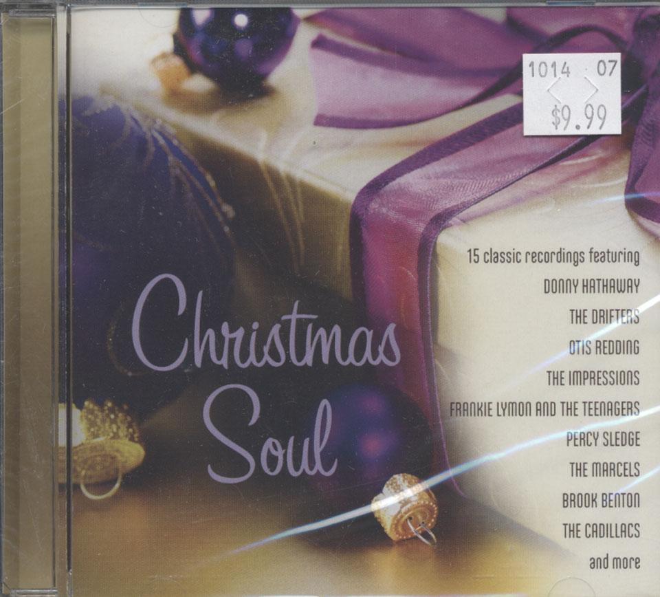 Christmas Soul CD