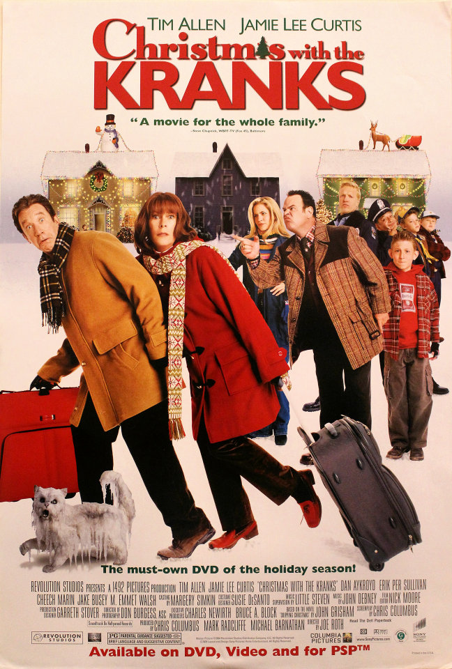 christmas with the kranks poster - Christmas With The Kranks Full Movie