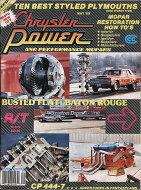 Chrysler Power Vol. 6 Issue 3 Magazine