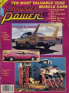Chrysler Power Vol. 7 No. 2 Magazine