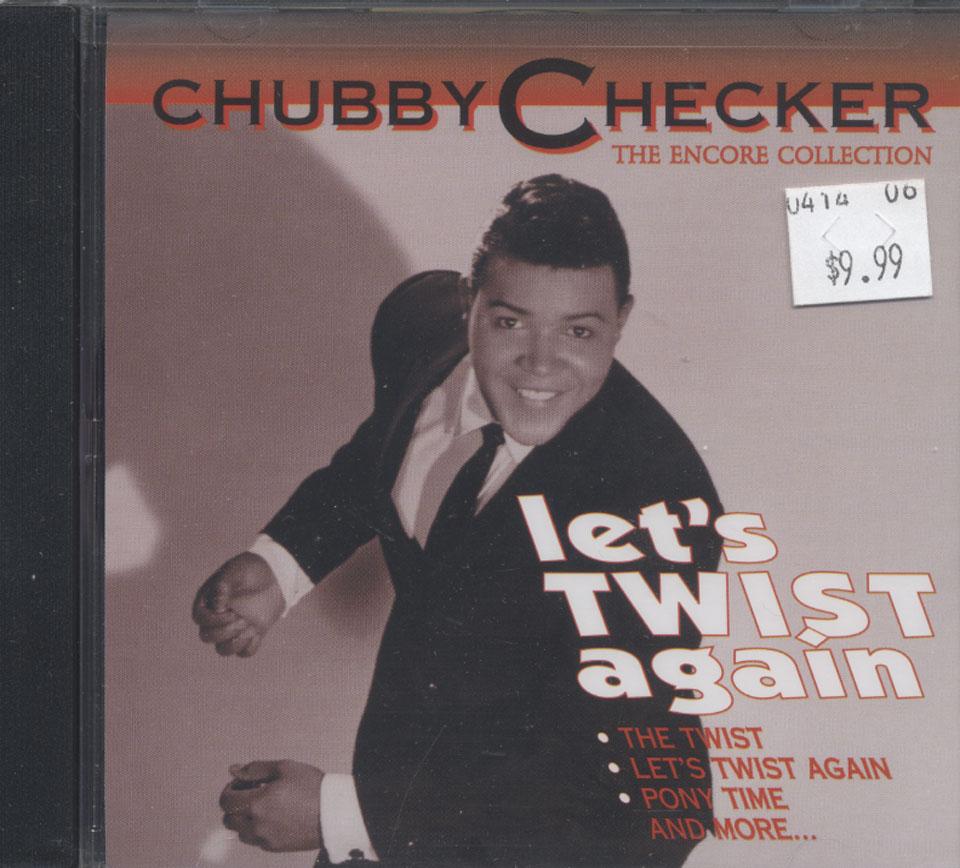 Chubby Checker CD