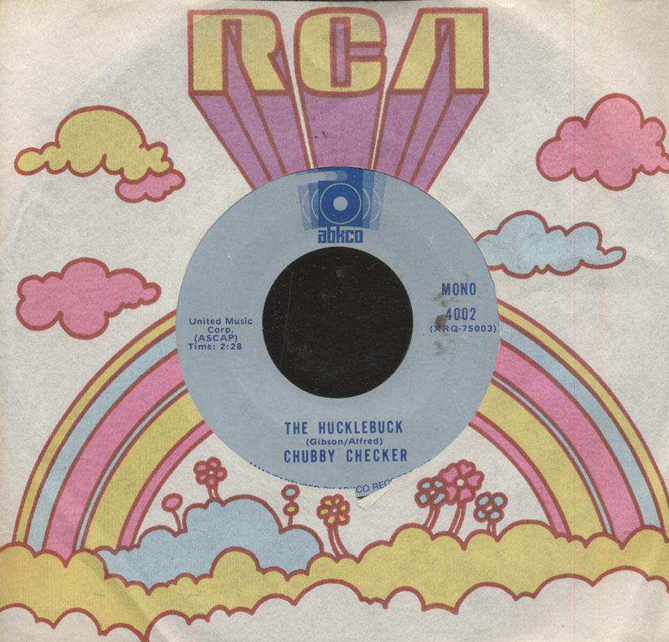 "Chubby Checker Vinyl 7"" (Used)"