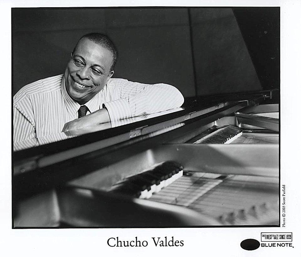 Chucho Valdes Promo Print