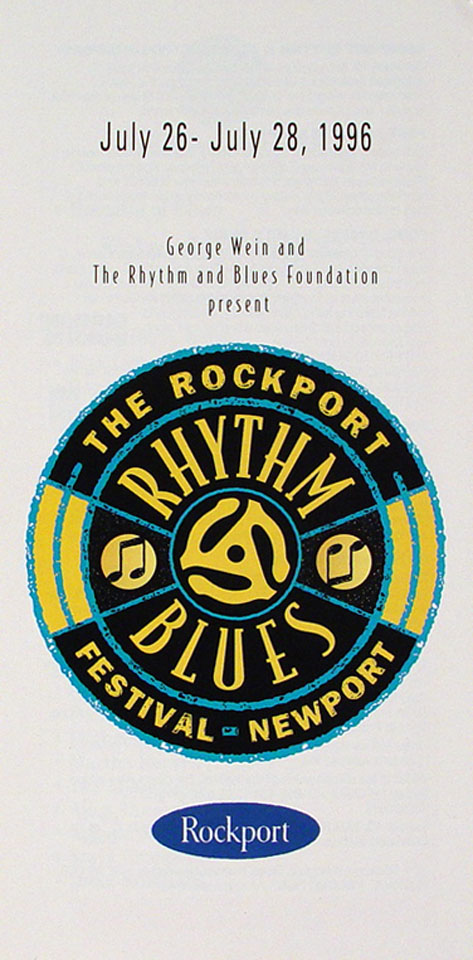 Chuck Berry Band Program