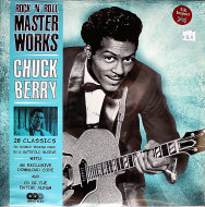 "Chuck Berry Vinyl 12"" (New)"
