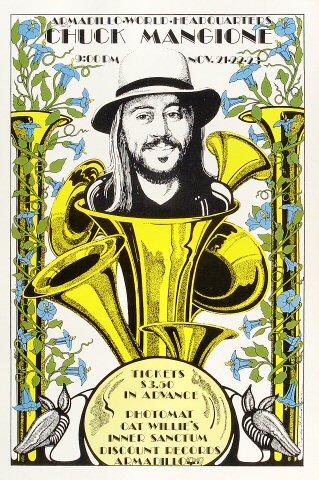 Chuck Mangione Poster