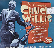 Chuck Willis CD