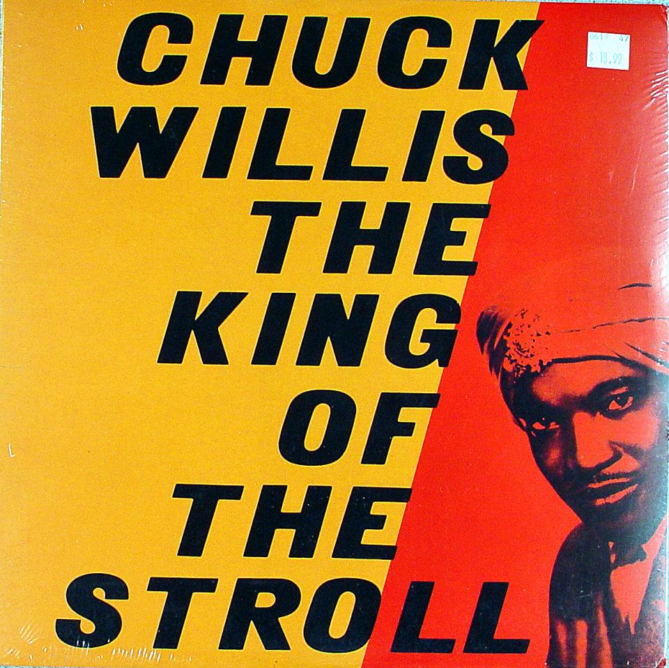 "Chuck Willis Vinyl 12"" (New)"