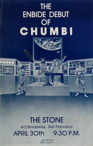 Chumbi Poster