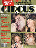 Circus Magazine Special Issue June 1988 Magazine