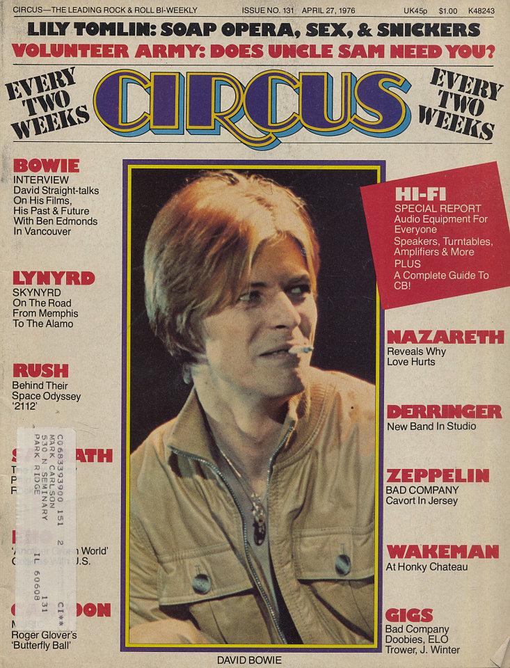 Circus No. 131
