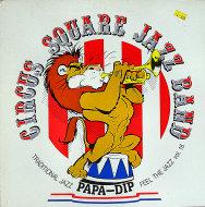 "Circus Square Jazz Band Vinyl 12"" (Used)"