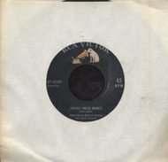 """Cities Service Band Of America Vinyl 7"""" (Used)"""