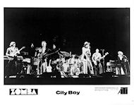 City Boy Promo Print