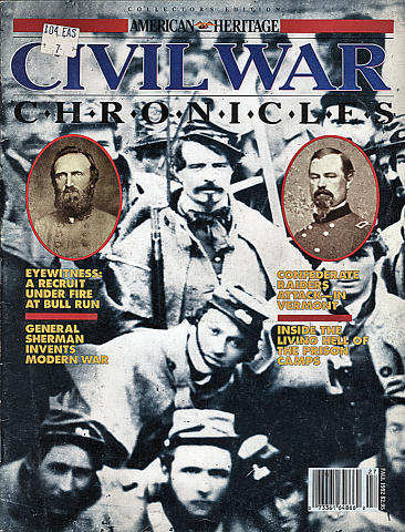 Civil War Chronicles Vol. 2 No. 2 Magazine