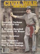 Civil War Times Illustrated Mar 1,1984 Magazine